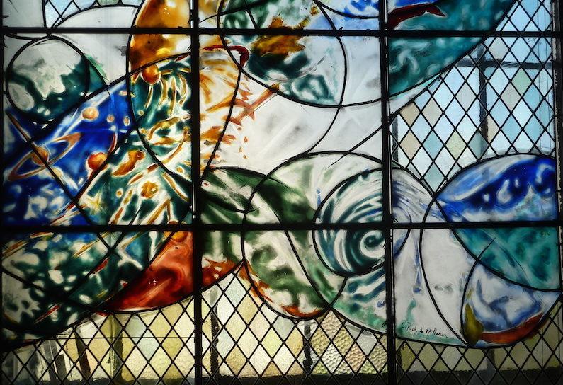 VITRAUX: Saint-Memmie s'habille #1