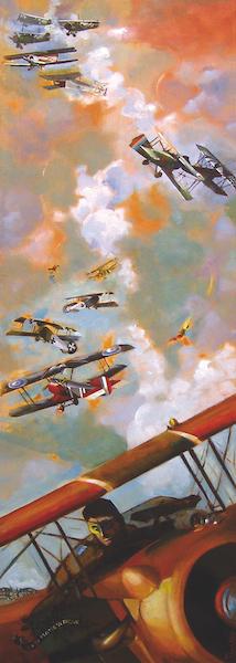 Capitaine-Georges-Madon-1917-huile-sur-toile-150x50