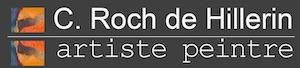 logo catherine Roch de hillerin artiste peintre