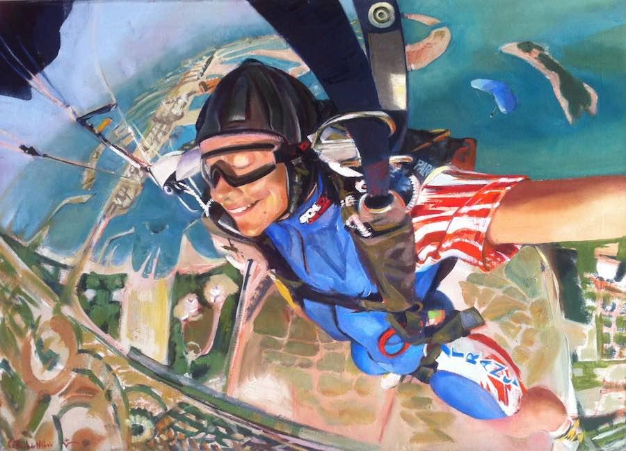 EXPO : Salon des Peintres officiels de l'Air et de l'Espace