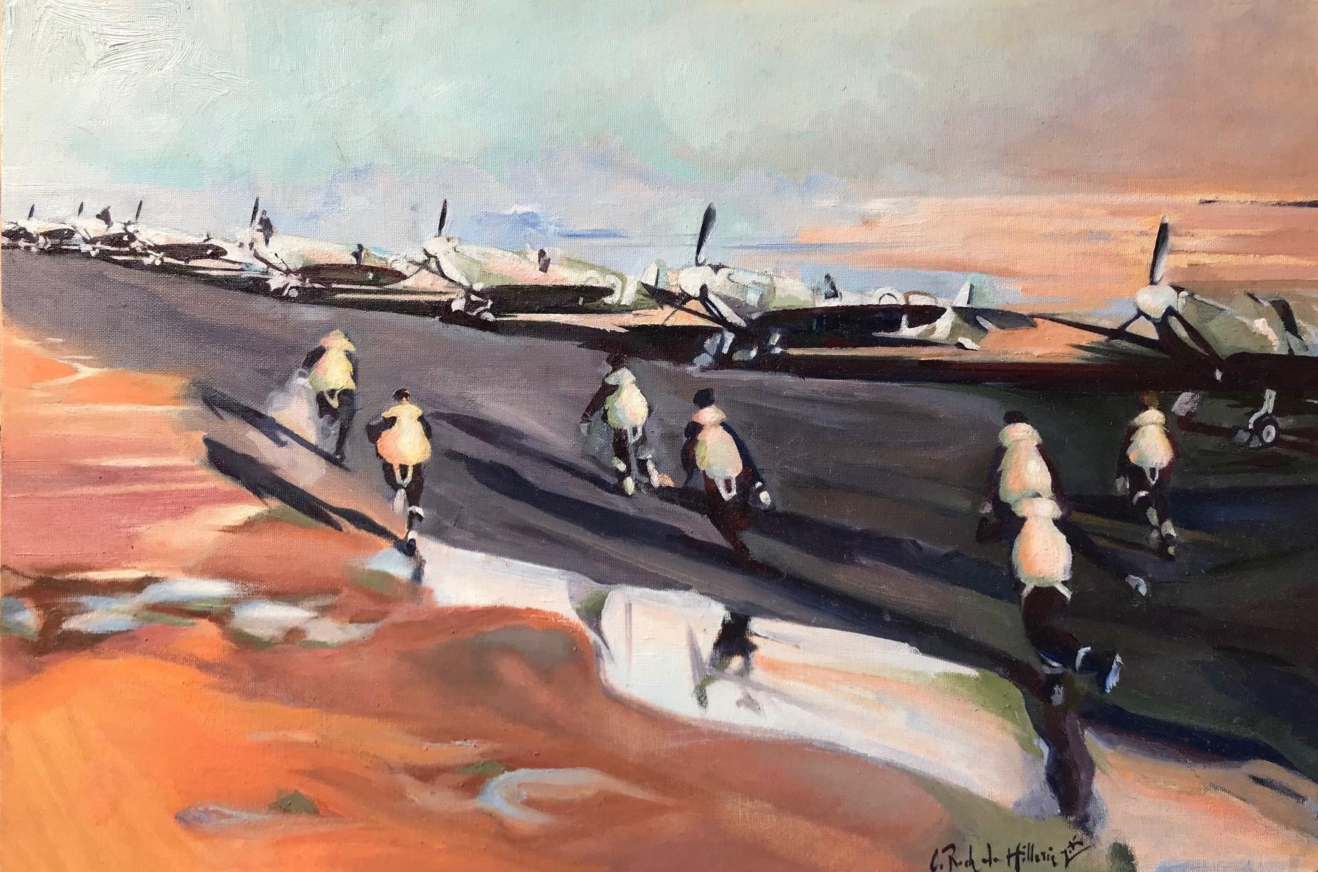 Mémorial Charles de Gaulle à Colombey, Exposition nationale des peintre des armées, 30mai-31déc 2021